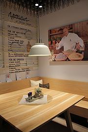 restaurants und shopping im neuen satellitenterminal am m nchner airport. Black Bedroom Furniture Sets. Home Design Ideas