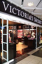 victoria s secret shop am flughafen m nchen f r mode und lifestyle bewusste passagiere und. Black Bedroom Furniture Sets. Home Design Ideas