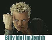 Billy Idol im Zenith (Foto: PGM)