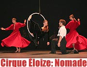 "Cirque Eloize ""Nomade - At night the sky is endless"" kommt nach München ins  Deutschen Theater (Foto: Martin Schmitz)"