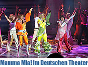 Mamma Mia - vom 03.-21.03.2010  im Deutschen Theater München. The Smash Hit Musical based on the songs of Abba - Die englische Originalversion auf internationaler Tour (Foto: Nathalie Tandler)