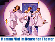 Mamma Mia - vom 03.-21.03.2010  im Deutschen Theater München. The Smash Hit Musical based on the songs of Abba - Die englische Originalversion auf internationaler Tour (Foto: MartiN Schmitz)