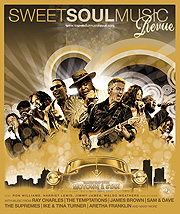 Sweet Soul Music Revue Featuring Ron Williams und Waldo Weathers (Foto: Deutsches Theater)