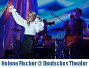 Helne Fischer @ Deutsches Theater (©Foto: Deutsches Theater)