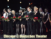Deutsches Theater 2016: Chicago - Das Musical vom 05.03.-10.04.2016 in München. Leidenschaftlich, aufregend, sexy and all that jazz  (©Foto. Ingrid Grossmann)