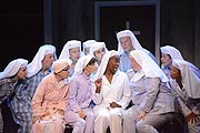 Deutsches Theater 2017: Sister Act! bis 09.07.2017 (©Foto. Ingrid Grossmann)