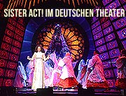 Deutsches Theater 2017: Sister Act! bis 09.07.2017 - München-Premiere von Whoopi Goldberg's Musical-Hit am 20. Mai 2017  (©Foto. Ingrid Grossmann)