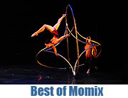 Best of Momix im Deutschen Theater (Foto: Ingrid Grossann)