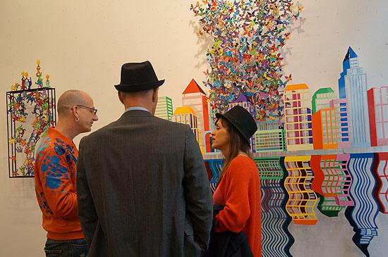 Mensing Galerie galerie mensing ausstellung des amerikanische pop künstler