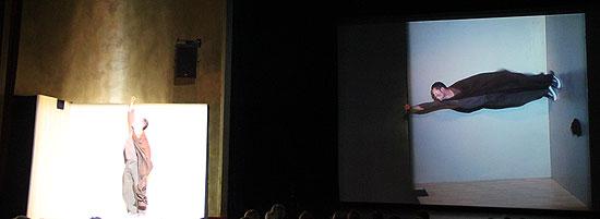 bilder einer ausstellung mit karl heinz helmschrot im gop variete theater m nchen vom. Black Bedroom Furniture Sets. Home Design Ideas