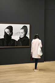 Peter Lindbergh Ausstellung »From Fashion to Reality« (©foto: Martin Schmitz