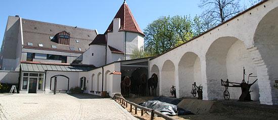 Spargelmuseum Schrobenhausen