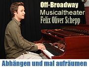Off Broadway Programm
