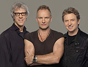The Police (Foto: Kevin Mazur)
