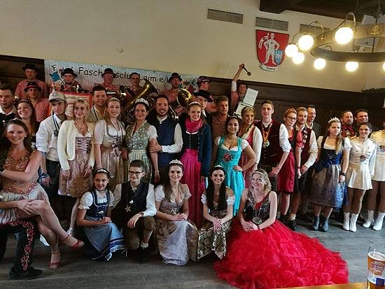 Der Fcl Faschingsclub Laim Auftrittstermine 2019