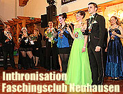 Inthronisationsball 2016 des FCN Faschingsclub Neuhausen e.V. am 09.01.2016 (©Foto: Martin Schmitz)