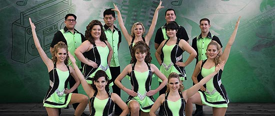 Showtanzgruppe Dance Sensations