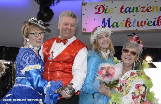marktfrauen fasching viktualienmarkt