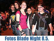 Fotos 3. Blade-Night vom 8.5.2006 (©Fotos: Martin Schmitz)