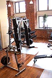 fitness first premium club er ffnet neuem club in schwabing ausstattung und angebot des fitness. Black Bedroom Furniture Sets. Home Design Ideas