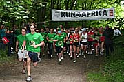 Start des Run4Africa 2009 am 7.6.2009 (Foto: Martin Schmitz)