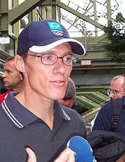 Leichtatlethik EM 2002 – 8  August 2002: Dieter Baumann