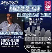 Munich`s Biggest Black Beat Zone