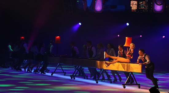 "Holiday on Ice ""Time"" (©Foto. Martin Schmitz)"