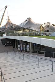 Eröffnung Kleine Olympiahalle im Olympiapark München am ...
