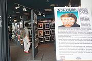 One Vision - The Magic of Queen – Eine Ausstellung mit Fotografien über den Werdegang der Rockgruppe Queen @ Rockmuseum im Olympiapark München (©Foto: Martin Schmitz)