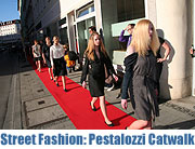 Pestalozzi Catwalk am 8.5.2008