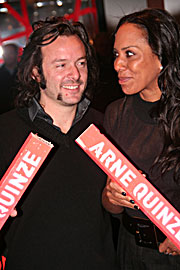 Arne Quinze, Barbara Becker