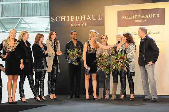 Munich Fashion Opening Night mit Susanne Wiebe im