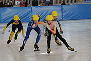 Short Track Wettkampf der Junioren beim Munich Open (©Footo: Ingrid Grossmann)