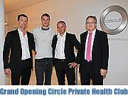 "Grand Opening ""CIRCLE - PRIVATE HEALTH CLUB"" anlässlich der Eröffnung des weltweit ersten ""Circle - Private Health Club"" am 8.11.2012 in der Domagkstraße 12 in München (Foto: BrauerPhotos © Gisela Schober)"