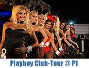 Auftakt der Playboy Club-Tour 2014 in München am 13.09.2014 im P1: Bunnys are back in town! (©Fotos: Martin Schmitz)