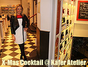 Munich Connexxxions / CONNECTIONS PR - X-MAS COCKTAIL im Atelier des Feinkost Käfer am 17.11.2015  (©Foto: Martin Schmitz