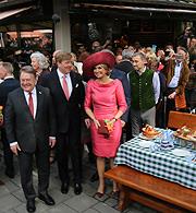 Vorgestellt: Hollands neuer König Willem-Alexander