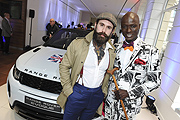 Ricki Hall, Papis Loveday (©Foto: BrauerPhotos für Jaguar Land Rover Markenboutique)