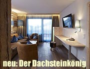 """Der Dachsteinkönig"" eröffnet am 02.12.2016: Neues innovatives Familienresort in der Skiregion Dachstein-West  Quelle: Arkan Zeytinoglu Architects / miss3 s.r.o. (Leading Family Hotel Dachsteinkönig)"
