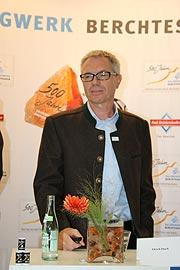 Ulrich Fluck, Sprecher des Vorstand der Südwestdeutschen Salzwerke AG  (©Foto: Martin Schmitz)
