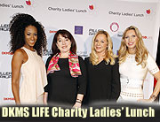 DKMS LIFE Charity Ladies' Lunch mit Ehrengast Tamara Dietl im TANTRIS RESTAURANT am 07.02.2017  Agency People Image (c) Jessica Kassner