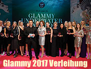 "GLAMMY 2017: GLAMOUR ludt in die ""Underwater World"" - 17 Beauty-Innovationen ausgezeichnet am 02.03.2017  (©Foto: Andreas Rentz, Getty Images für GLAMOUR)"