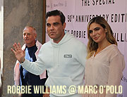 Ayda & Robbie Williams x Marc O'Polo Collection Launch @ Marc O'Polo Flagship Store Munich, Theatinerstraße (©Foto. Martin Schmitz)