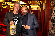 "Patrick M. Knapp Schwarzenegger, Bardia Torabi @ ""Padre Azul & Roomers Party"" im Hotel Roomers am 01.12.2018, Foto: People Picture/Willi Schneider"