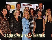 "5. ""Ladies New Year Dinner"" im Restaurant Bar Lehel (©Foto. Martin Schmitz)"