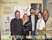 """Dance into Style""-Event in Ingolstadt Village mit Monica Ivancan, Luna Schweiger, Alex Mazza, Jimi Blue Ochsenknecht ©Foto: BrauerPhotos / G.Nitschke"