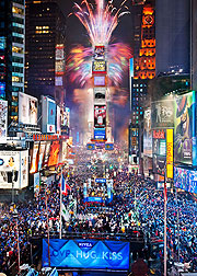 "New Year's Eve @ Times Square"" ©Countdown Entertainment, LLC"