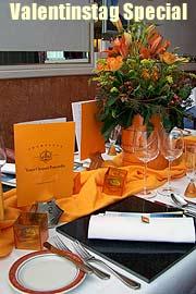 Turteln   Das Valentinstag Champagner Menü Für Verliebte Ist Am Valentinstag  Angesagt Im Maritim Hotel München