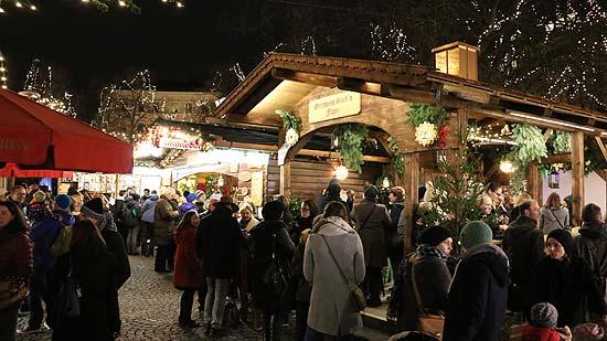 Haidhausen Weihnachtsmarkt.Haidhauser Weihnachtsmarkt Am Weissenburger Platz Vom 26